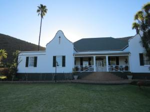 Altes Landhaus Country Lodge, Lodges  Oudtshoorn - big - 31