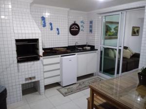 Residencial Premium, Appartamenti  Mongaguá - big - 41