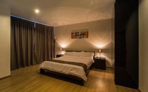 Luxfort 118 Service Suites, Ferienwohnungen  Tanjung Bungah - big - 5
