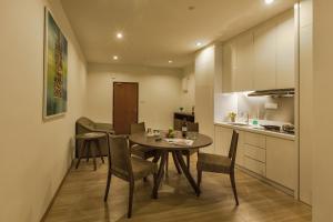 Luxfort 118 Service Suites, Ferienwohnungen  Tanjung Bungah - big - 7