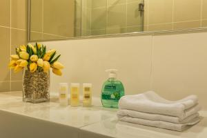 Luxfort 118 Service Suites, Ferienwohnungen  Tanjung Bungah - big - 8