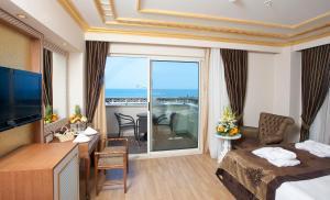 Crystal Palace Luxury Resort & Spa - Ultra All Inclusive, Курортные отели  Сиде - big - 71