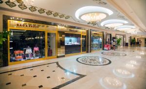 Crystal Palace Luxury Resort & Spa - Ultra All Inclusive, Курортные отели  Сиде - big - 55