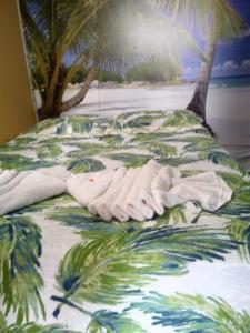 Xua Hostel Santos, Bed and Breakfasts  Santos - big - 23