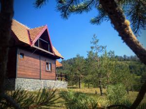 Previja Zlatibor Chalet, Horské chaty  Zlatibor - big - 3