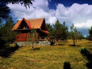 Previja Zlatibor Chalet, Horské chaty  Zlatibor - big - 9