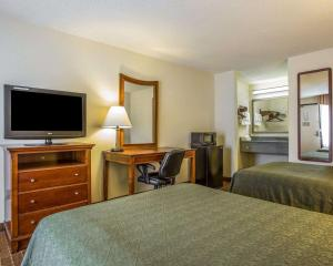 Quality Inn Fort Jackson, Hotels  Columbia - big - 18