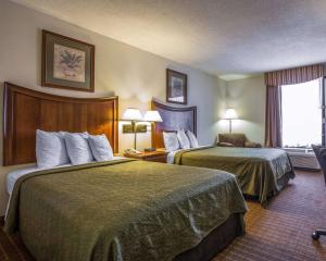 Quality Inn Fort Jackson, Hotels  Columbia - big - 20