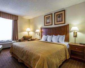 Quality Inn Fort Jackson, Hotels  Columbia - big - 15