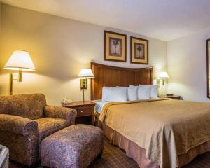 Quality Inn Fort Jackson, Hotels  Columbia - big - 24