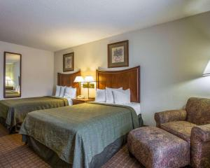Quality Inn Fort Jackson, Hotels  Columbia - big - 22