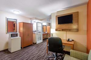 Quality Inn & Suites I-35 near AT&T Center, Hotel  San Antonio - big - 14
