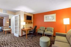 Quality Inn & Suites I-35 near AT&T Center, Hotel  San Antonio - big - 2