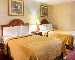 Quality Inn Petersburg, Hotel  Southern Estates - big - 14