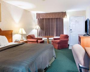Quality Inn Petersburg, Hotel  Southern Estates - big - 11