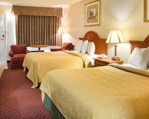 Quality Inn Petersburg, Hotel  Southern Estates - big - 9
