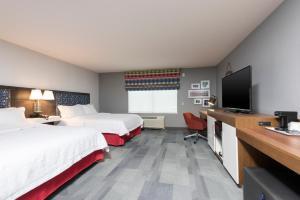 Hampton Inn & Suites Xenia Dayton, Hotels  Xenia - big - 11