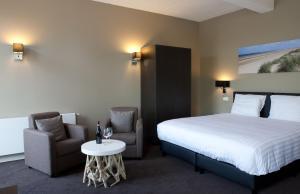 Fletcher Hotel-Restaurant Duinzicht, Hotels  Ouddorp - big - 22