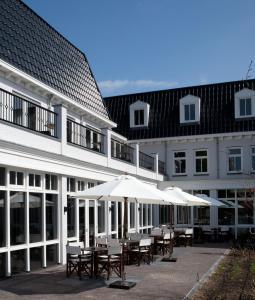 Fletcher Hotel-Restaurant Duinzicht, Hotels  Ouddorp - big - 41
