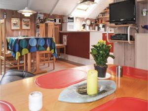 Holiday home Skovvang Nørre Nebel I, Prázdninové domy  Nørre Nebel - big - 10