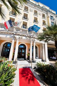 Hôtel Le Royal Promenade des Anglais, Hotels  Nizza - big - 47