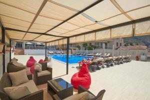 Kalkan Dream Hotel, Hotely  Kalkan - big - 37