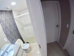 Condominio dunas do Leste 2, Appartamenti  Florianópolis - big - 16