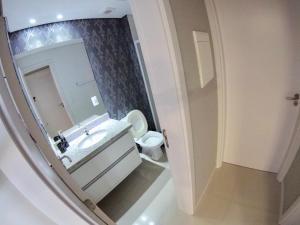 Condominio dunas do Leste 2, Appartamenti  Florianópolis - big - 17