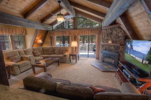Gambrel Home, Prázdninové domy  South Lake Tahoe - big - 25