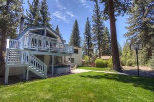 Gambrel Home, Prázdninové domy  South Lake Tahoe - big - 12