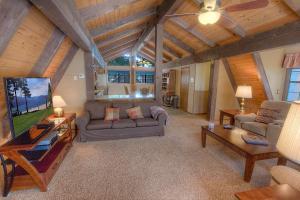 Gambrel Home, Prázdninové domy  South Lake Tahoe - big - 17