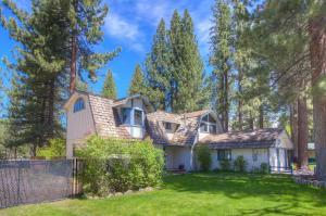 Gambrel Home, Prázdninové domy  South Lake Tahoe - big - 18