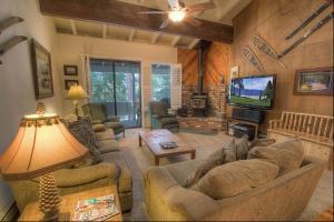 Sunny Mountain Shadow Condo, Appartamenti  Incline Village - big - 36