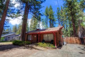 Los Angeles Avenue Holiday home, Prázdninové domy  South Lake Tahoe - big - 33