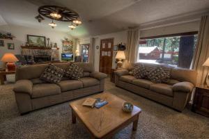 Los Angeles Avenue Holiday home, Prázdninové domy  South Lake Tahoe - big - 24
