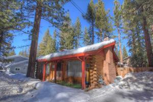 Los Angeles Avenue Holiday home, Prázdninové domy  South Lake Tahoe - big - 25