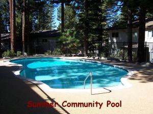 Sunny Mountain Shadow Condo, Appartamenti  Incline Village - big - 31