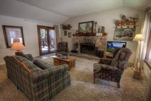 Los Angeles Avenue Holiday home, Prázdninové domy  South Lake Tahoe - big - 21