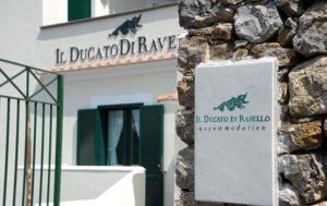 Il Ducato Di Ravello, Bed and breakfasts  Ravello - big - 19