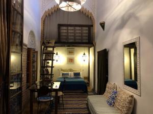 Riad Marhaba, Gästezimmer Rabat