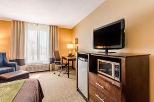 Comfort Inn & Suites Bryant - Benton, Hotels  Bryant - big - 7