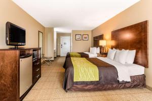 Comfort Inn & Suites Bryant - Benton, Hotels  Bryant - big - 5