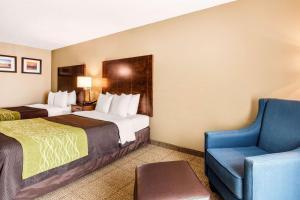 Comfort Inn & Suites Bryant - Benton, Hotels  Bryant - big - 12