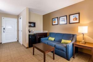 Comfort Inn & Suites Bryant - Benton, Hotels  Bryant - big - 11