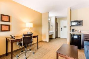 Comfort Inn & Suites Bryant - Benton, Hotels  Bryant - big - 9