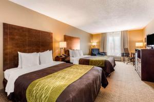 Comfort Inn & Suites Bryant - Benton, Hotels  Bryant - big - 8