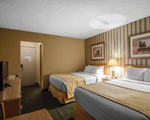 Quality Inn Whitecourt, Hotels  Whitecourt - big - 11