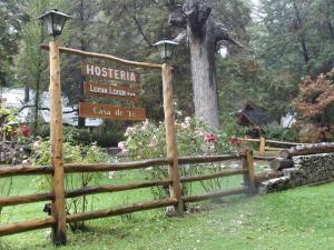 Hosteria Lekun Lekun, Penziony – hostince  Villa La Angostura - big - 65