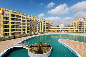 Apartments Aheloy Palace, Апартаменты  Ахелой - big - 126