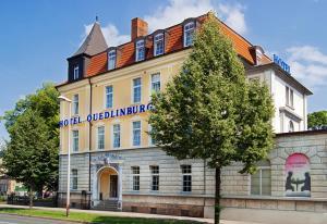 Regiohotel Quedlinburger Hof, Szállodák  Quedlinburg - big - 50